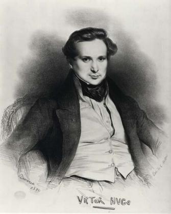 Виктор Гюго. 1829