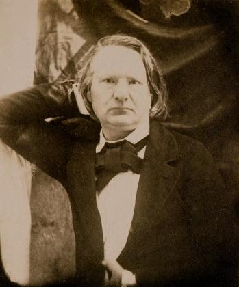 Виктор Гюго. 1853