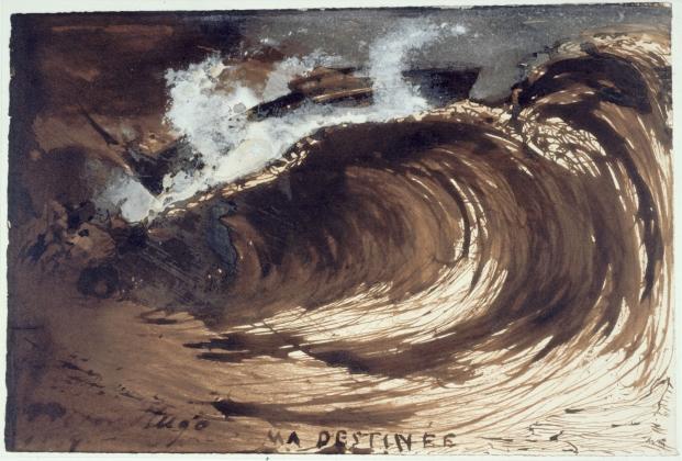 Виктор Гюго. Моя судьба. 1867