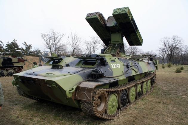 На Луганщину ВСУ перебрасывают ЗПРК «Тунгуска» и ЗРК «Стрела»