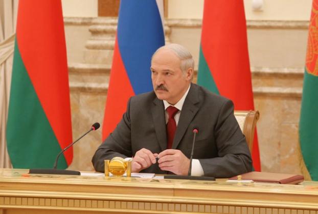 Лукашенко: «Белоруссия – это центр Европы, а Европа – это Европейский союз»