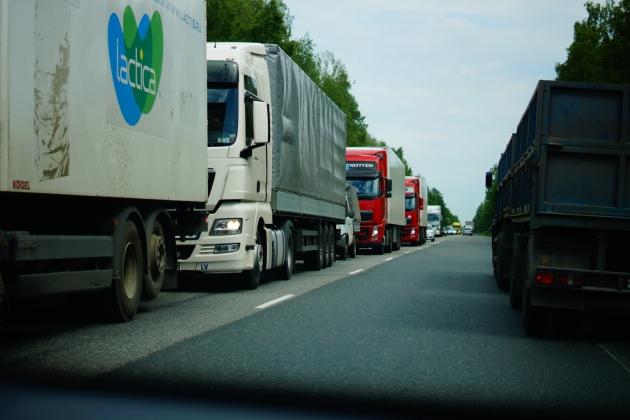 Мининфраструктуры Украины: Блокада фур из РФ грозит катастрофой