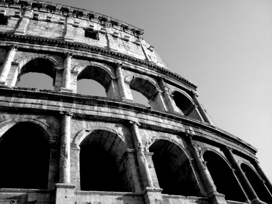 Колизей. Рим, Италия