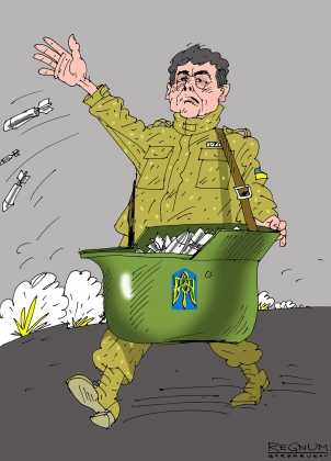 Порошенко рассчитывает «мирно вернуть» Донбасс за год