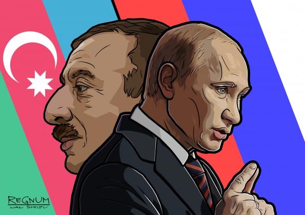 Диверсия Азербайджана на территории Армении - прямой вызов России