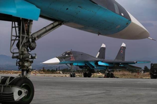 Гибель пятерых российских военных в Сирии подтвердил Владимир Путин