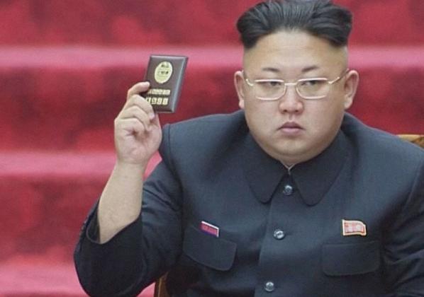 Ким Чен Ын, вождь Северной Кореи