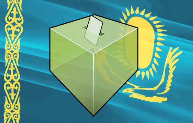 Выборы в Мажилис Казахстана