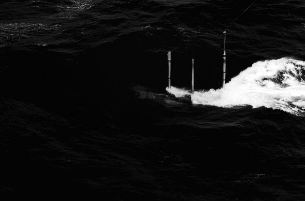 21 марта 1984 года. Подводная лодка К-314 в операционной зоне авианосца «Китти Хок»