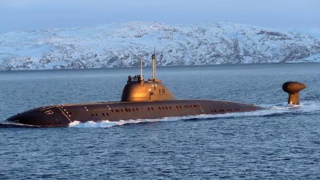 Подводная лодка проекта 671РТМК «Щука» Б-138 «Обнинск»