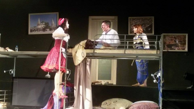 «Провинциальные анекдоты» в Волковском театре: смешно о грустном