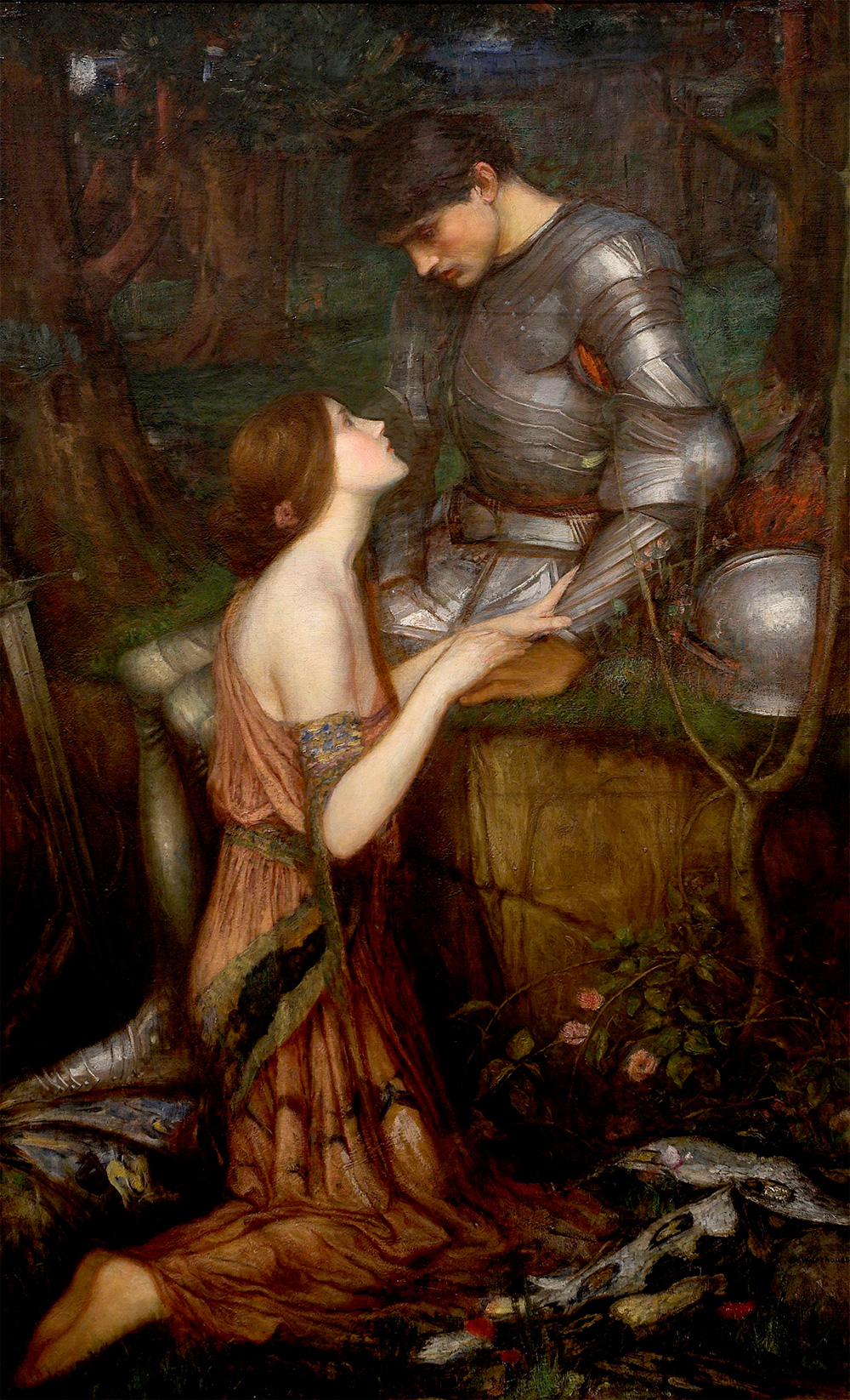 a poem full of imagination dreams romanticism and mystery in la belle dame sans merci by john keats Literature tagged john keats, keats as a romantic poet  isabella and la belle dame sans merci are medieval in his poetry is full of such unique suggestive.