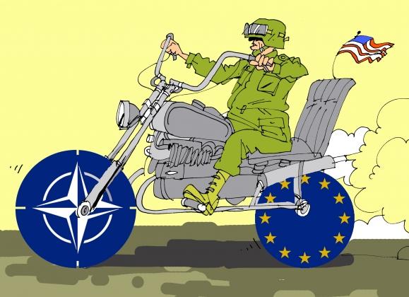 Российский протекционизм против экономической агрессии Запада