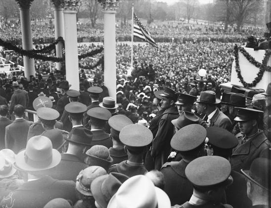 Инаугурация, 1933