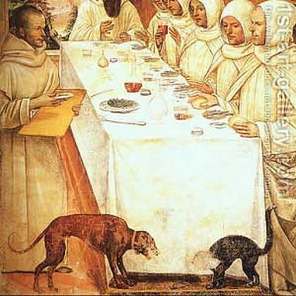 В своей раковине монашество обмирщалось порою быстрее, чем обмирщался сам мир