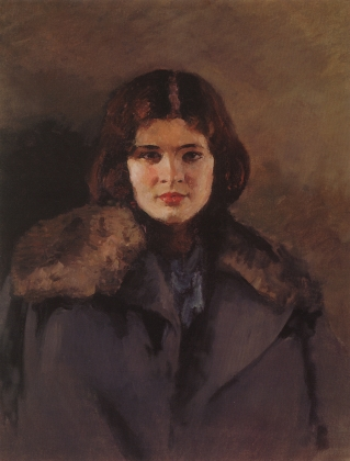 Игорь Грабарь. Светлана. 1933