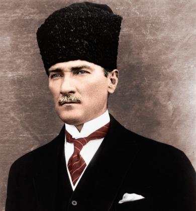 Ататюрк, 1923