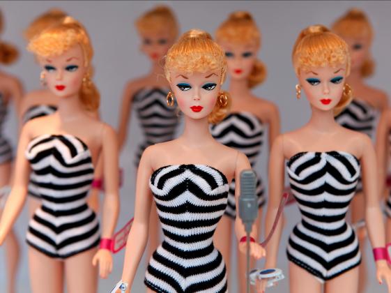 Дебют Барби. 9 марта 1959