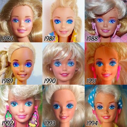 История Барби