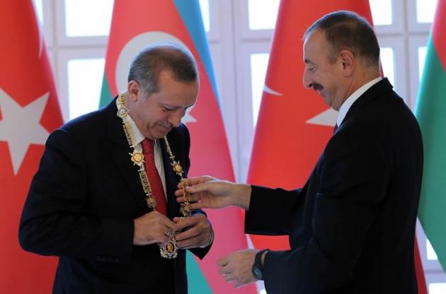 «Хромой» Алиев и «битый» Эрдоган