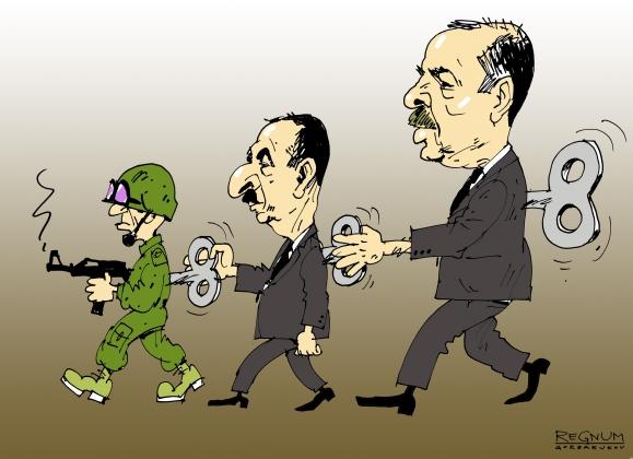 Блицкриг Алиева в Карабахе провалился