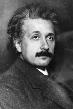 Альберт Эйнштейн, 1915