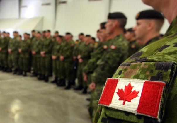 Военные Канады