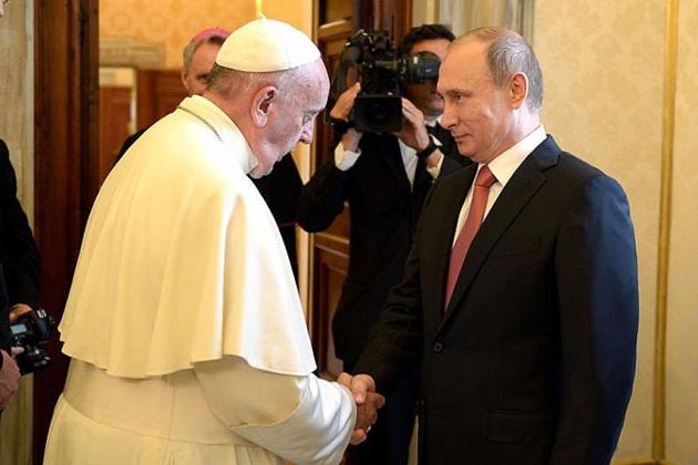 Итальянские католики: «Путин вернул России статус великой державы»
