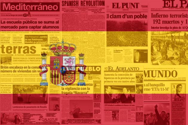 Испания: Керри приезжал к Путину, чтобы тот сдал Новороссию или Асада
