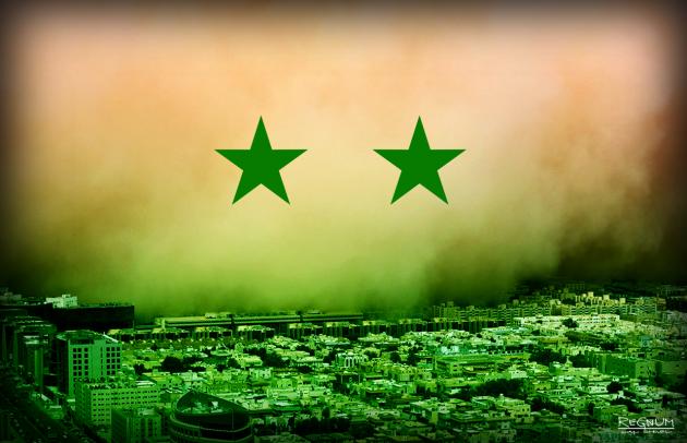 В Сирии всё решится после хамсина