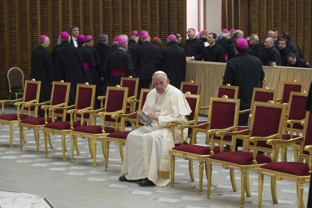 Три года понтификата папы Франциска: разрушая стены, наводя мосты