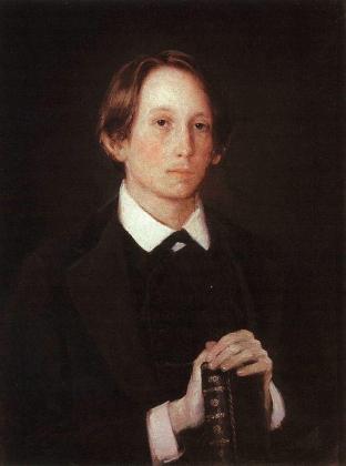 Виктор Васнецов. Портрет художника А.М. Васнецова. 1878