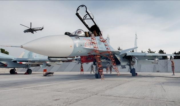 Российская военная база в Сирии