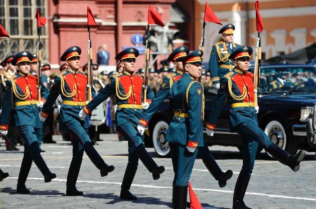 Успех Национальной гвардии России определит её форма. Во всех смыслах