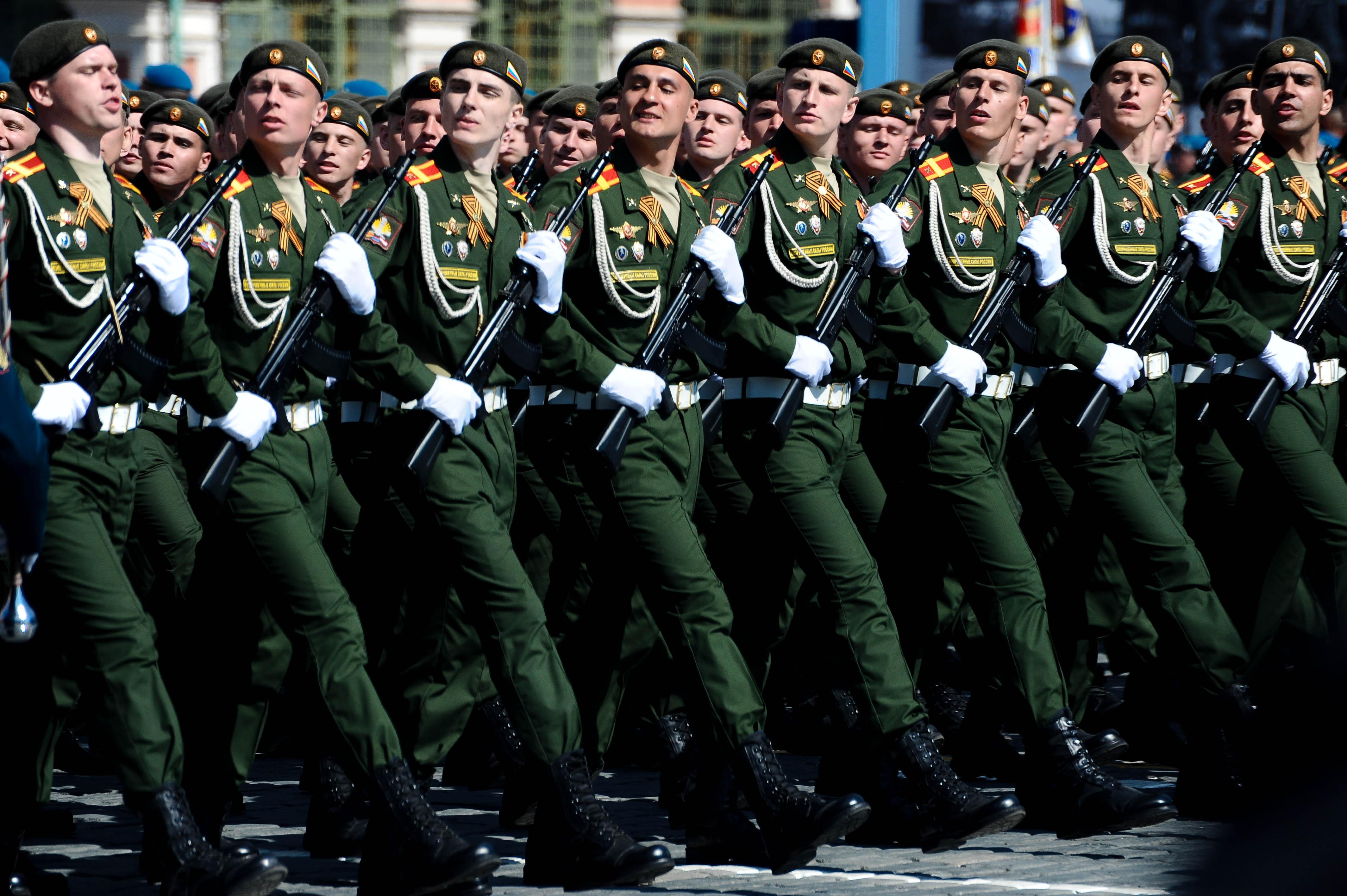 Солдаты парад картинки