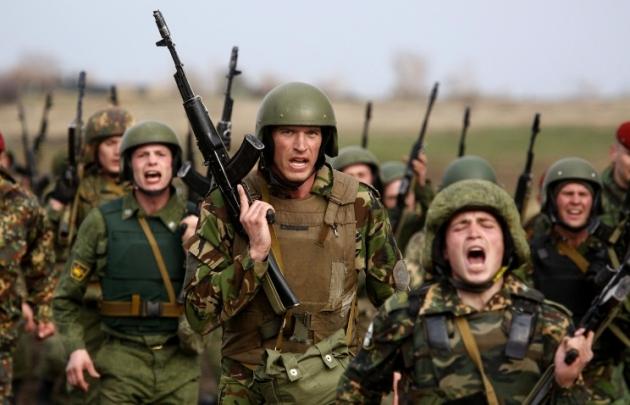 Федеральную службу войск нацгвардии РФ сокращенно назовут «Росгвардией»
