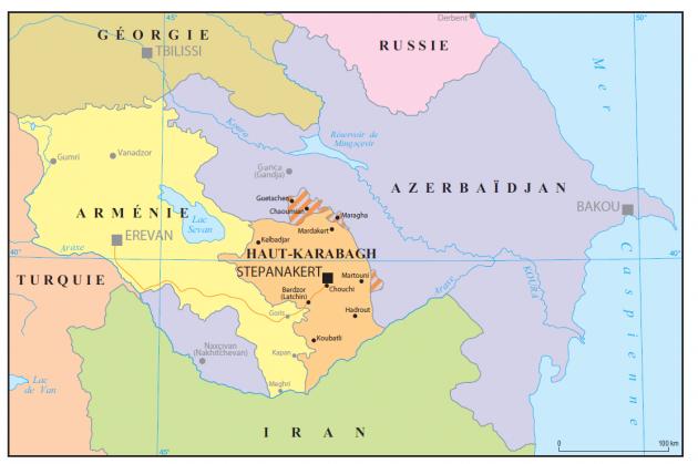 Карабахский конфликт становится частью проблем Большого Ближнего Востока