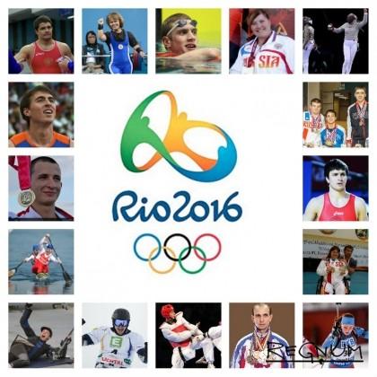 Жителям Алтайского края будет за кого поболеть на Олимпиаде в Рио