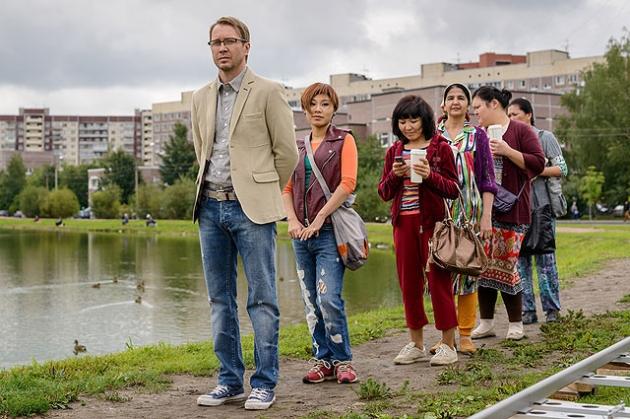 Комедия «Норвег» с Евгением Мироновым получила золотую розу