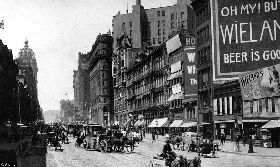 Землетрясение в Сан -Франциско в 1906 году - YouTube | 576x964