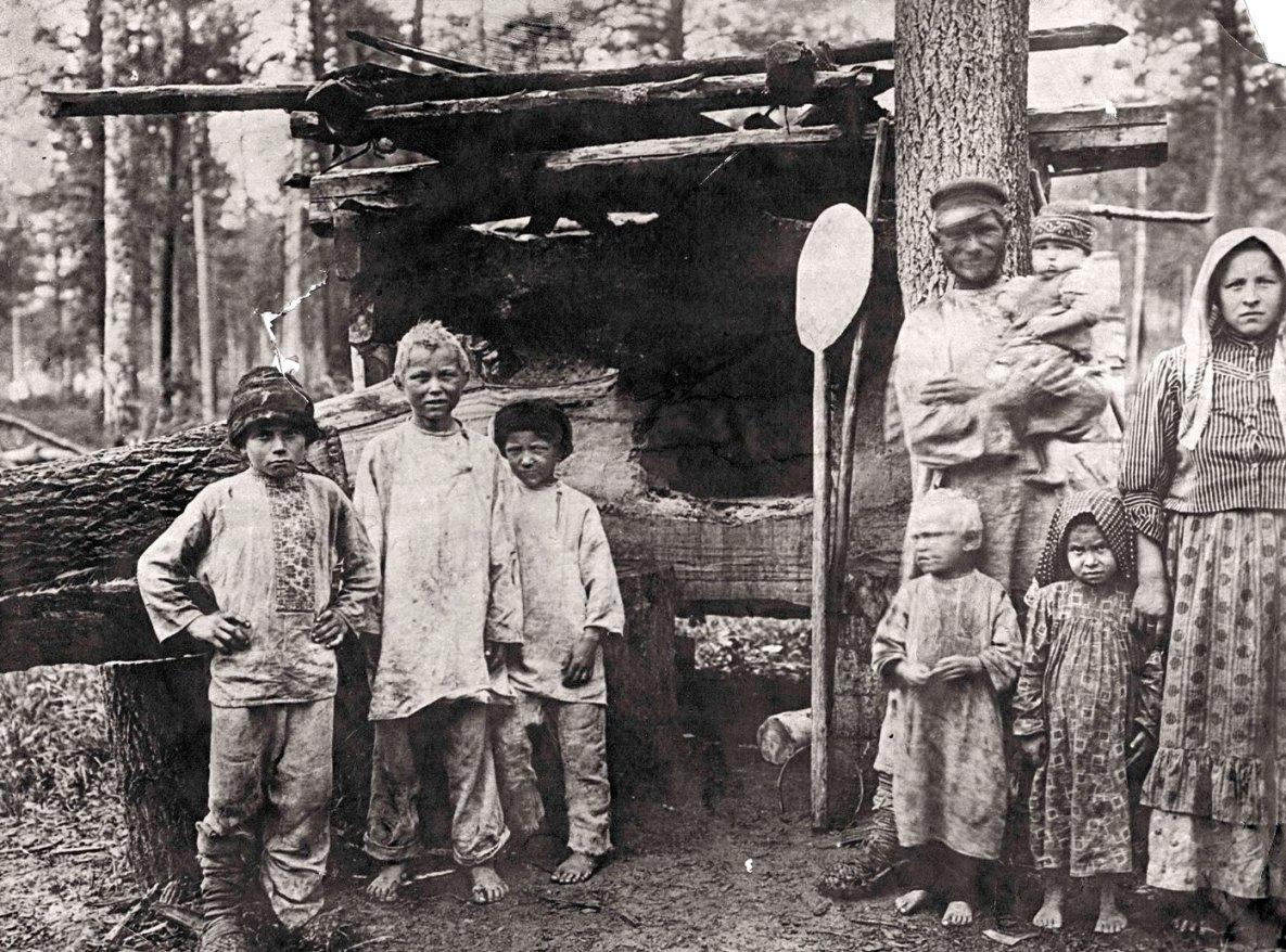 Картинки по запросу фото нищего русского крестьянства до революции