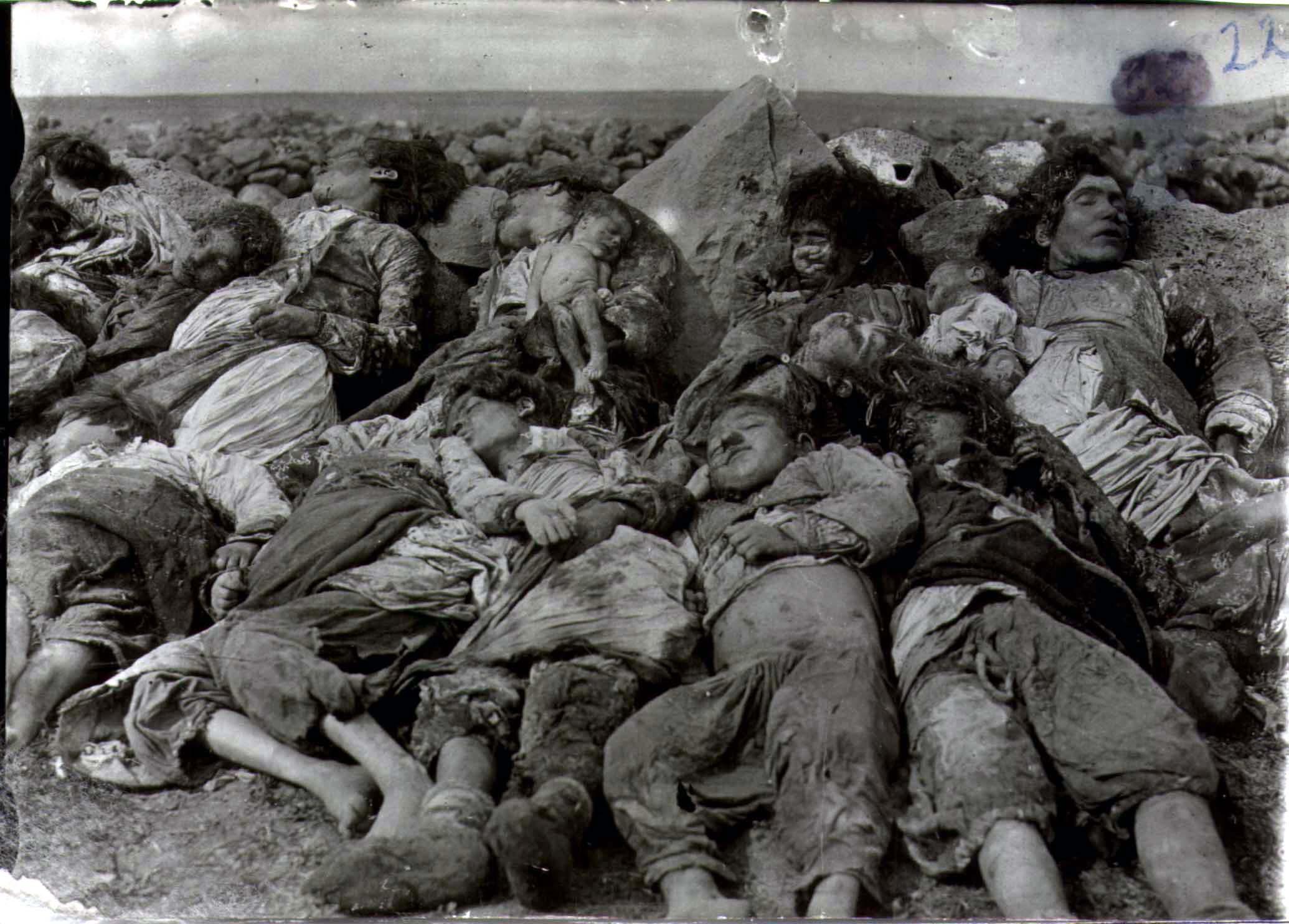 Жертвы. 1915