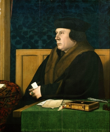 Ханс Гольбейн Младший. Томас Кромвель. 1533