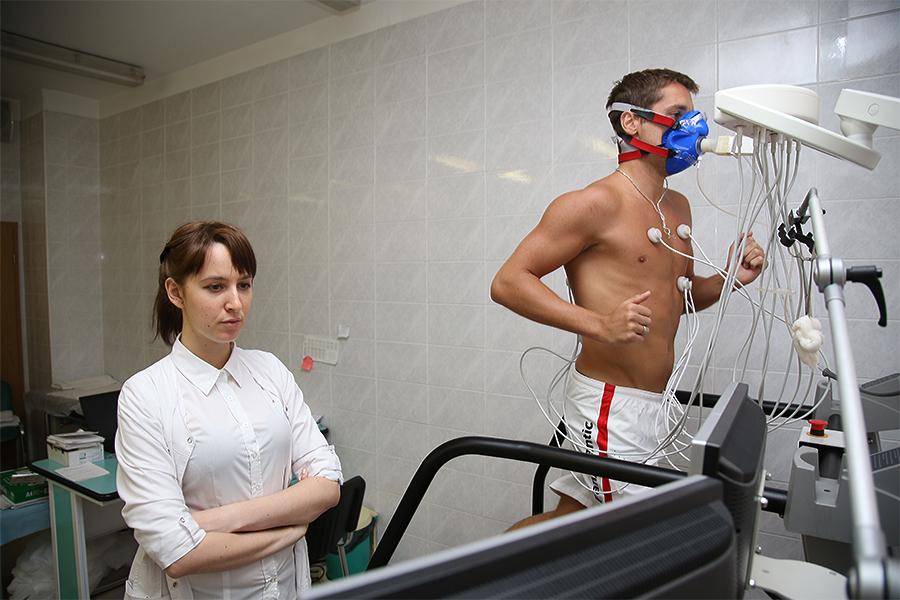 Работа врач спортивной медицины