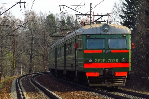На Ставрополье запущена электричка Минеральные Воды – Стодеревская