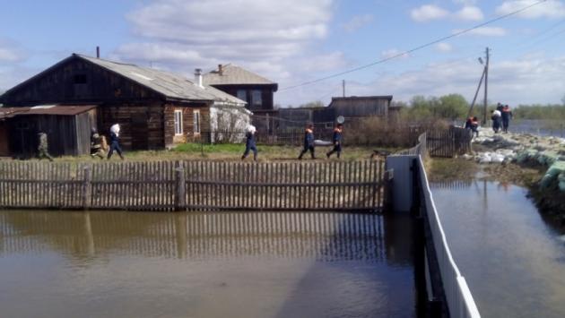 Миграция и 15 тысяч мешков с песком – Омская область 5 мая
