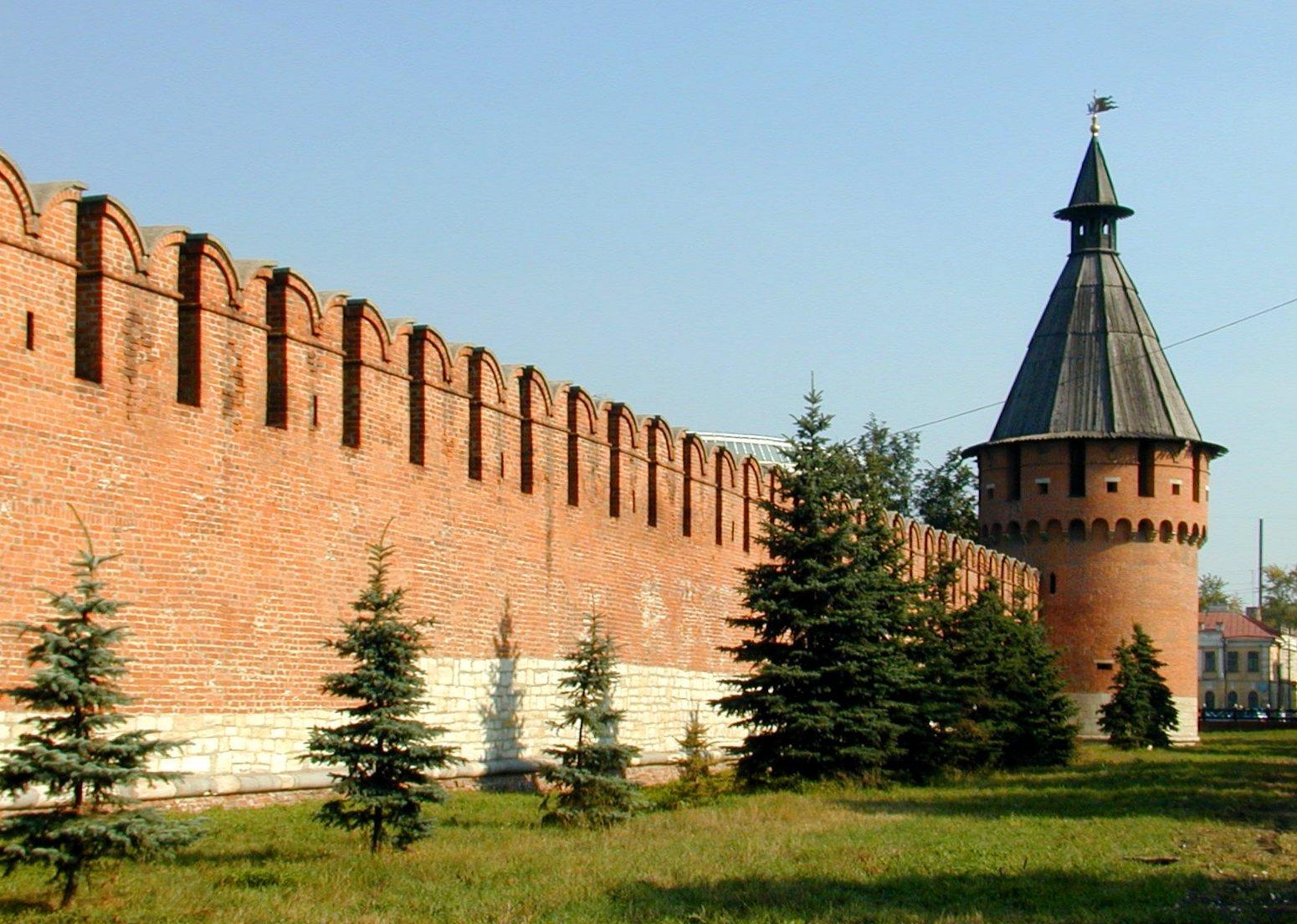 тульский кремль фото отметить эту