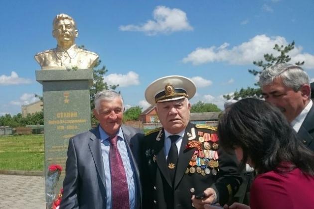 Сталин жив? В Кабардино-Балкарии установили бюст вождя