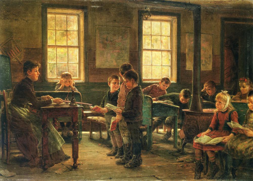 Картинки о старой школе