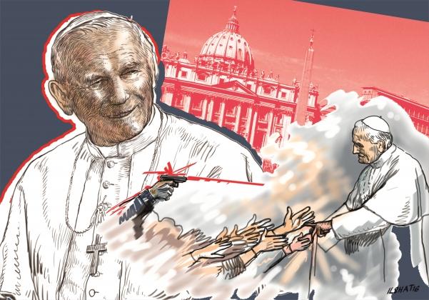 Покушение на Папу Римского: кто стоял за спиной турецкого террориста?